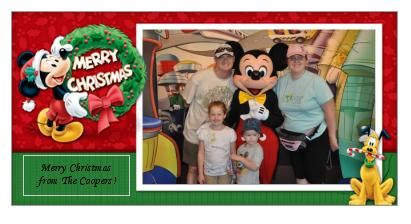 photo insert christmas cards walmart absolute hotties