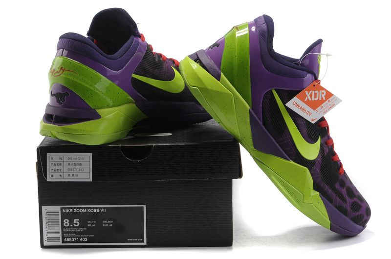 sports shoes 953e3 334e5 Nike Zoom Kobe 7 Supreme Christmas Cheetah Kobe Bryant, Nike Zoom, Basketball  Shoes,