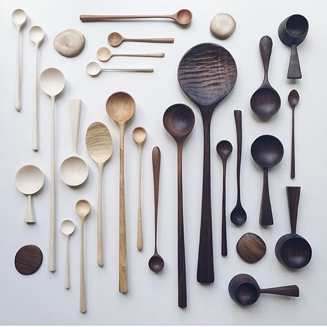 Imagine all the wonderful bites you could have from these #spoons by @hopeinthewoods #TheArtOfPlating