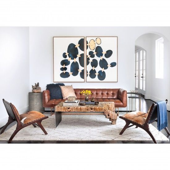 matisse leather sofa in 2019 furniture living room decor room rh pinterest com