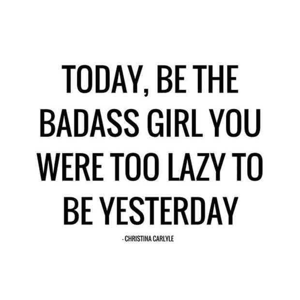 Badass girl quotes — img 9