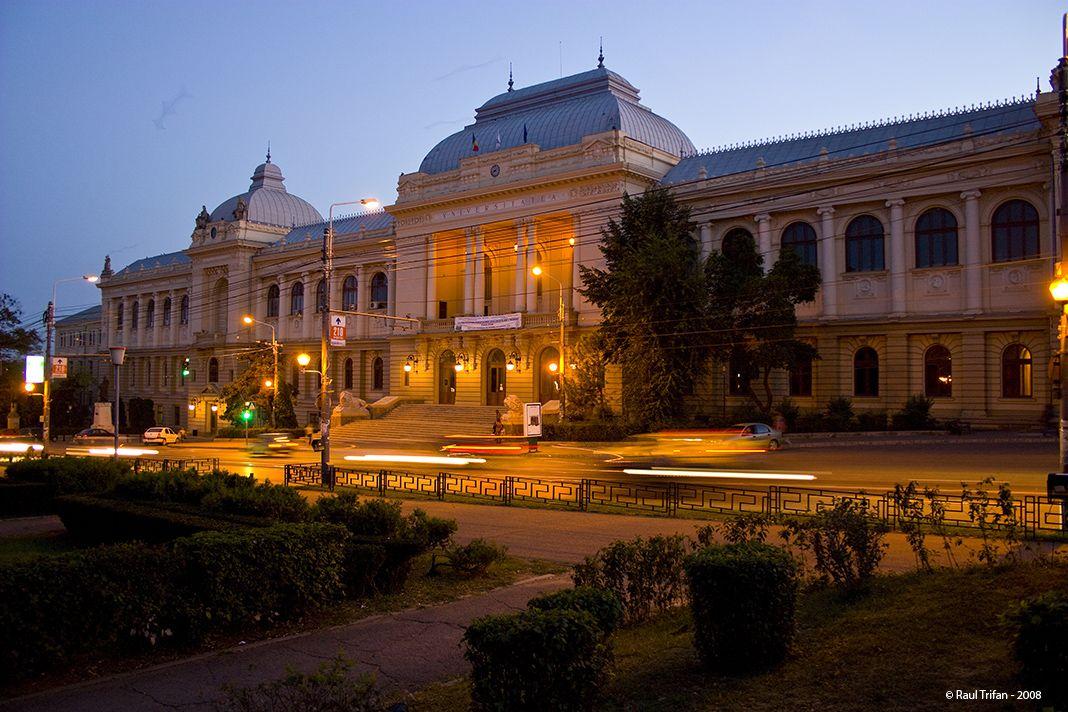 The Alexandru Ioan Cuza University of Iasi, Romania  I