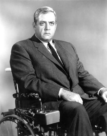 Raymond Burr. Nine seasons, 271 episodes, and two Best Actor Emmy ...