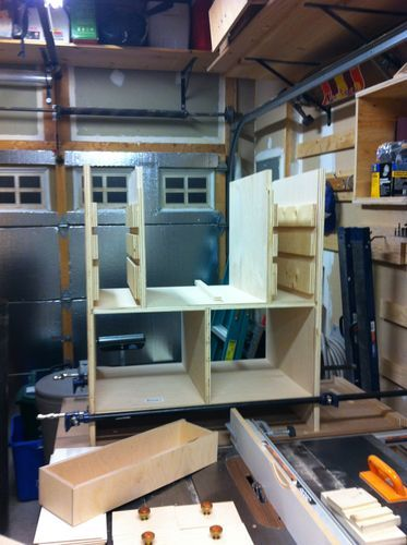 Norm Abram Router Table #1: Cabinet & Top - by Litrenta ...
