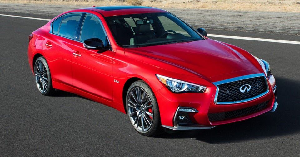 Refreshed 2018 Infiniti Q50 Brings Better Tech And Quality