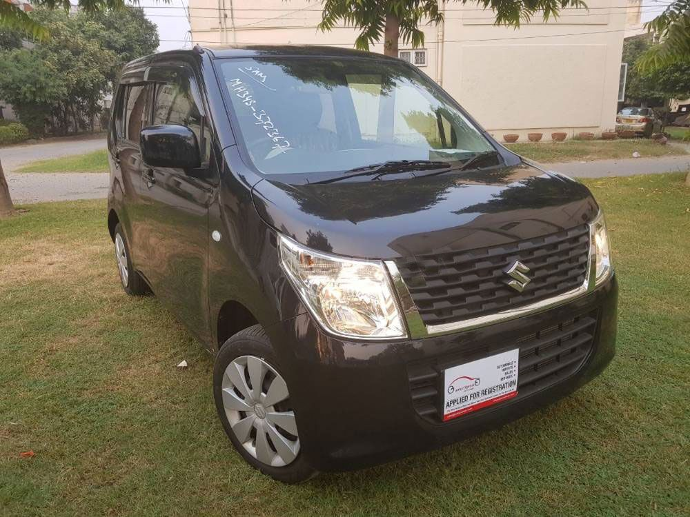 Suzukiwagonr for sale at Gaddiyan in Pakistan in Second