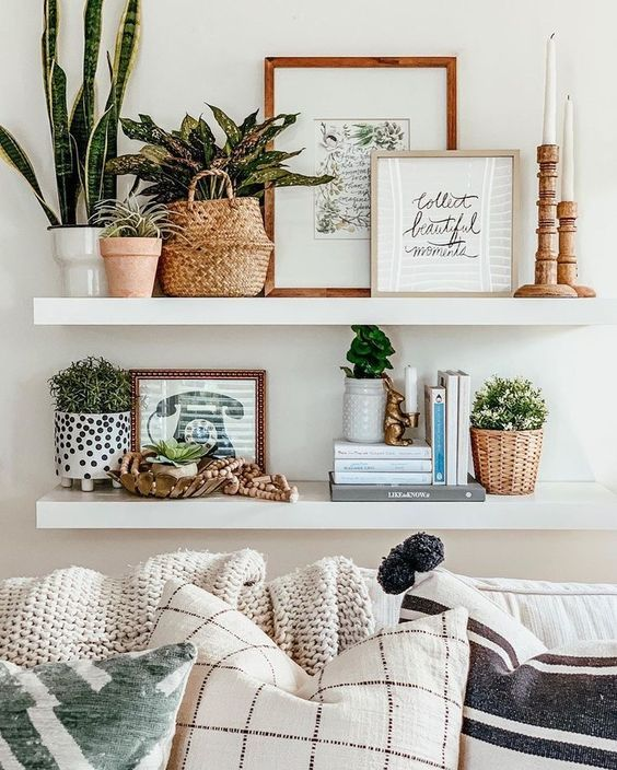 Photo of 12 Expert Shelf Decor Ideas – How To Style Them Like A Pro | The Unlikely Hostess