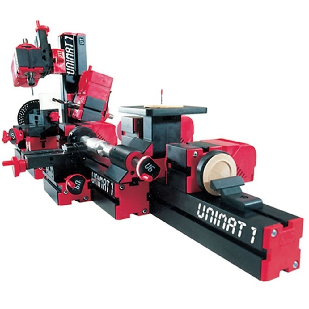 Unimat Classic 6in1 83000 Cool Tool Benchtop Lathe
