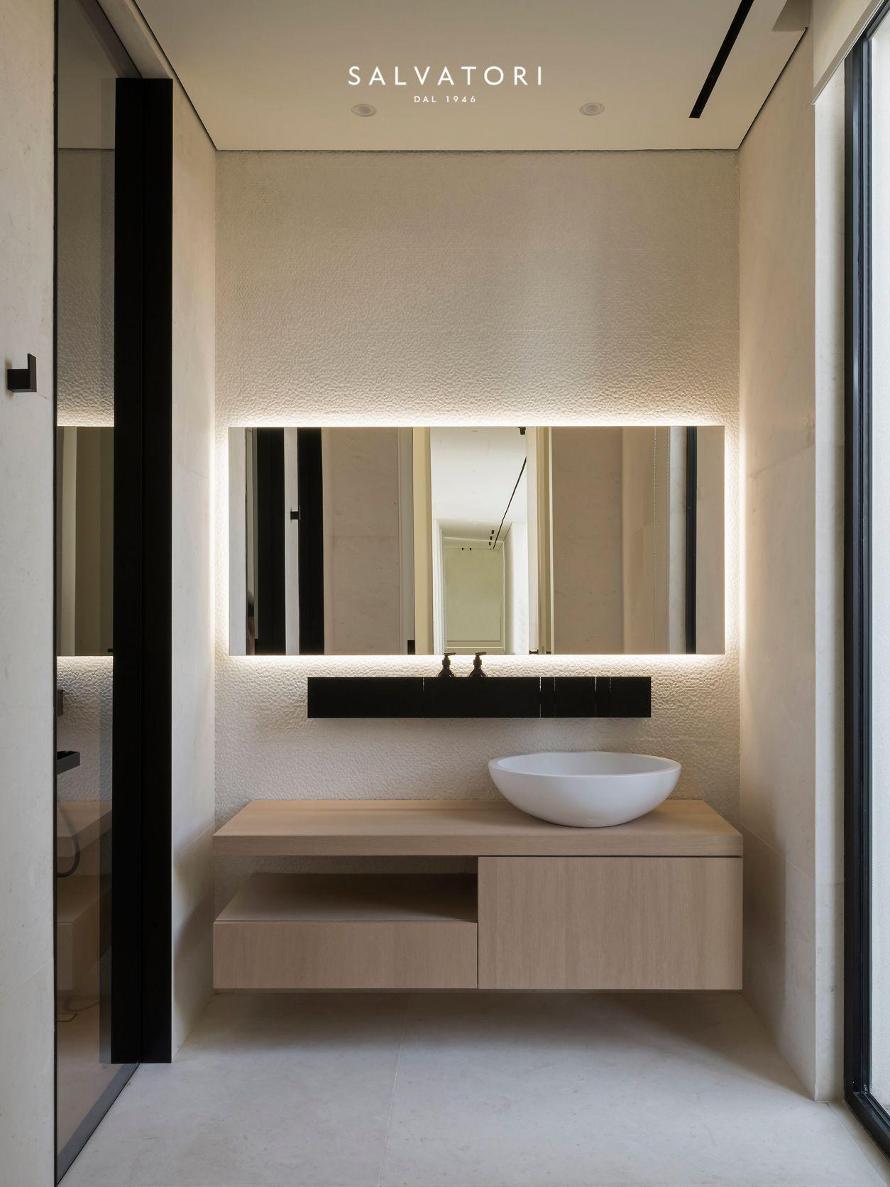 Dubai villa bath inspiraci n ba os ba os modernos e for Casa moderna bagni