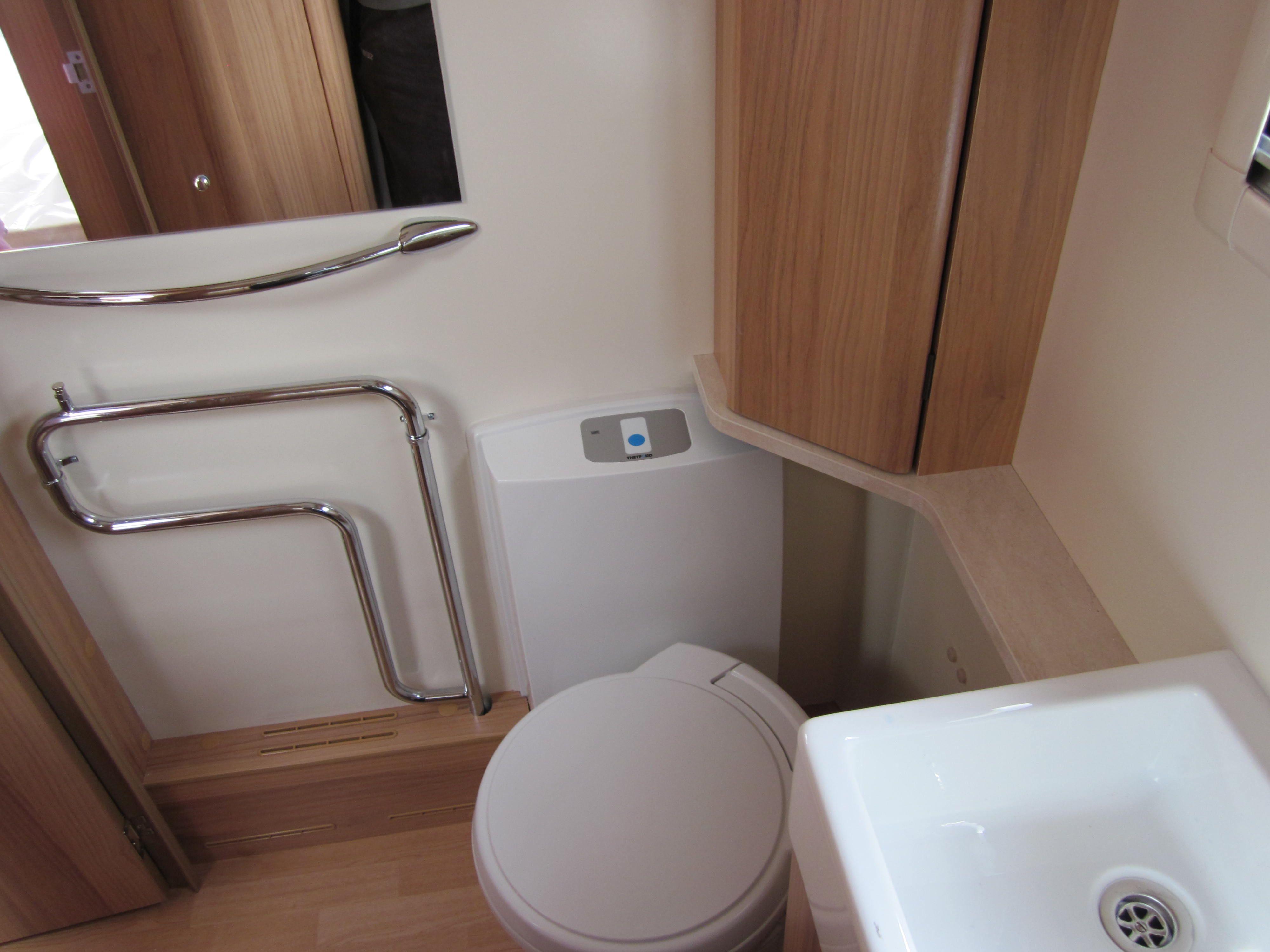 Again inside Barcelona\'s Bathroom showing Heated Towel Rail Heated ...