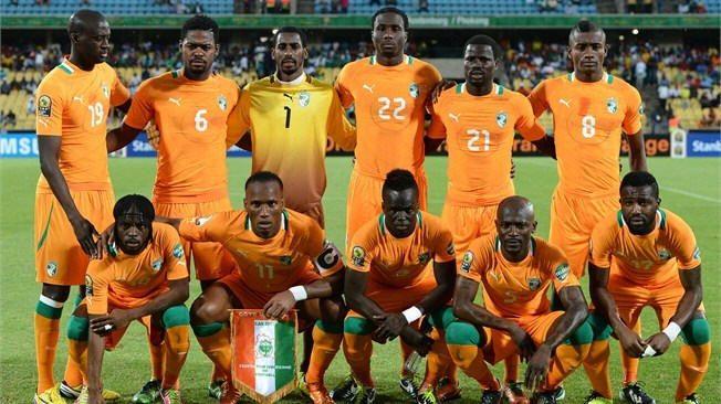Ivory Coast National Football Team Background 8