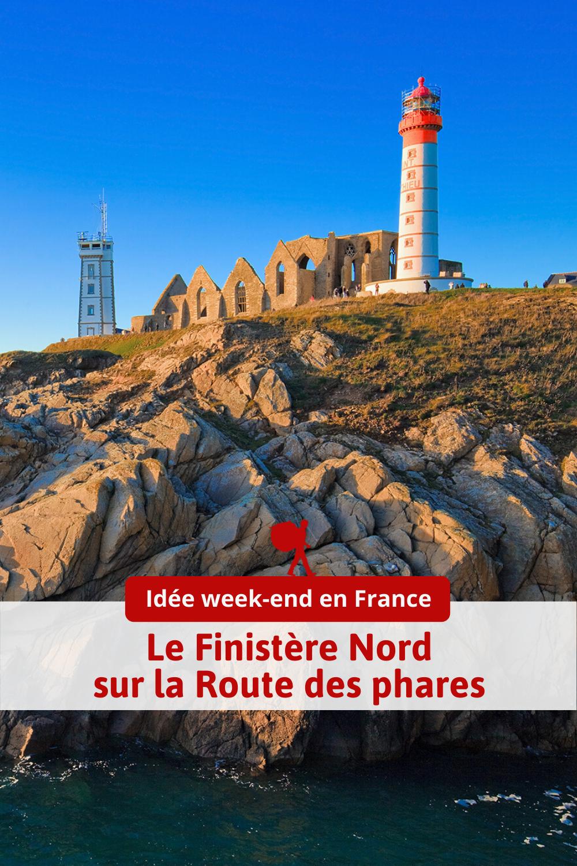 Le Finistère Nord, sur la Route des phares Idées week