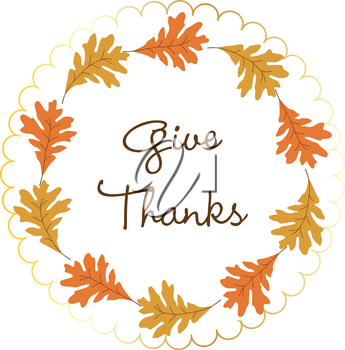 Give Thanks Thanksgiving Clipart Free Clipart Images Royalty