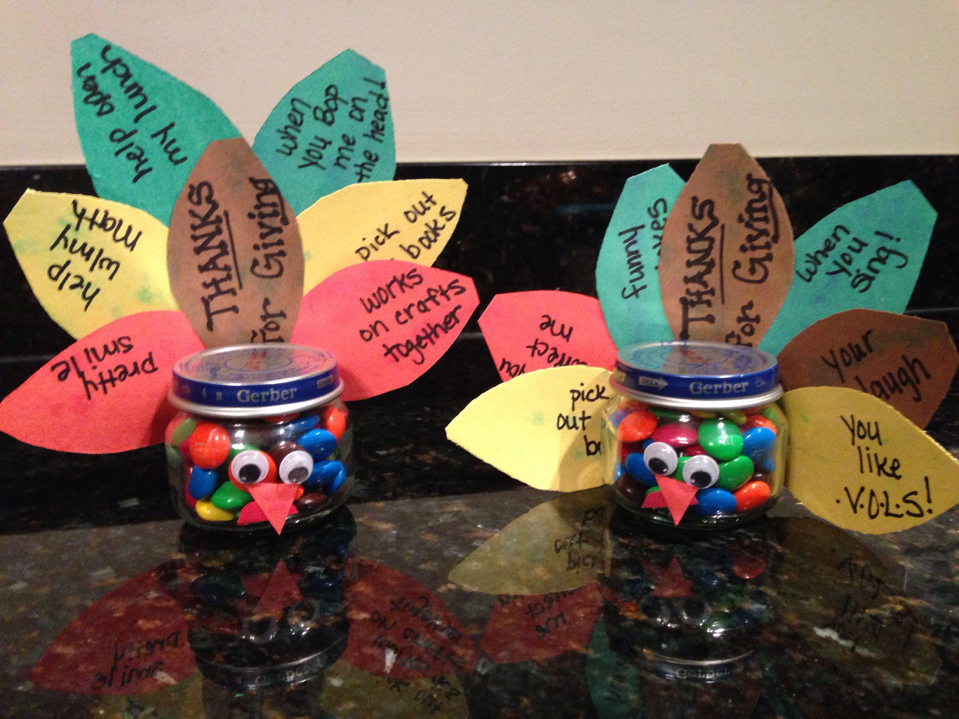 Teacher gifts for Thanksgiving | crafts | Pinterest