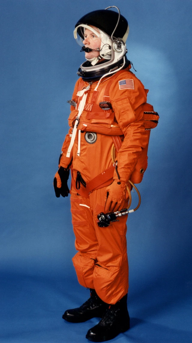 A History of US Spacesuits in 2020 Space suit, Nasa