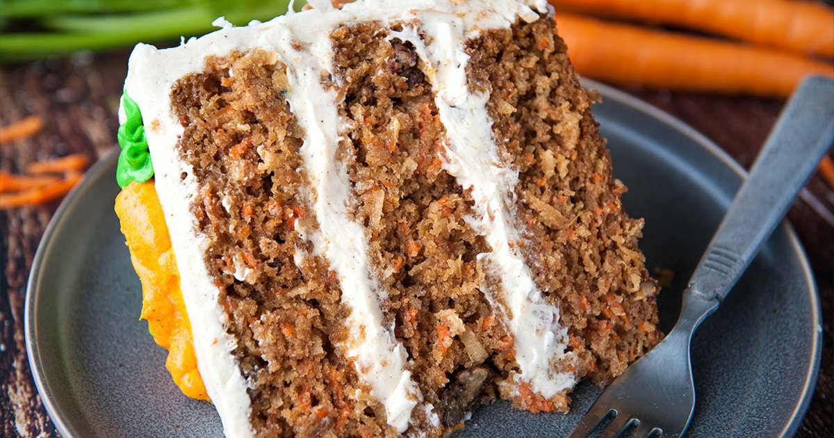 Homestyle carrot cake with pineapple recipe carrot