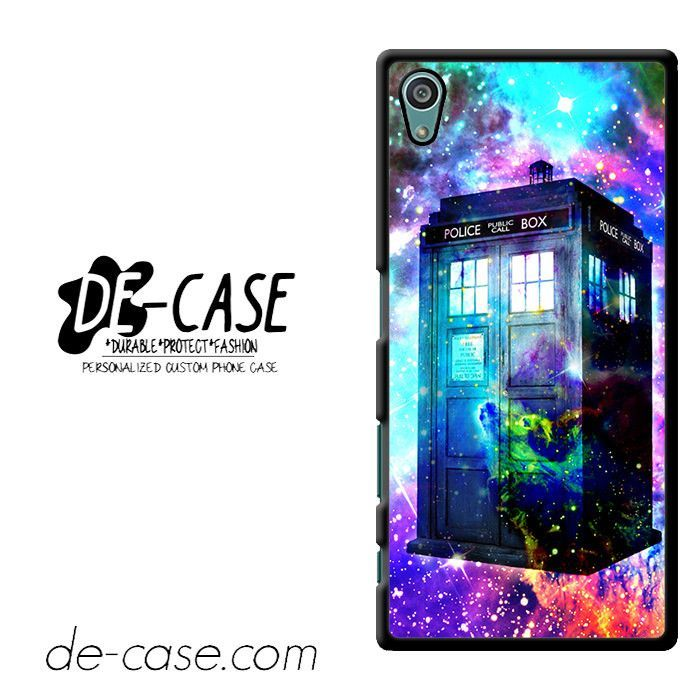 Tardis Dr Who Box Galaxy Fox DEAL-10486 Sony Phonecase Cover For Xperia Z5