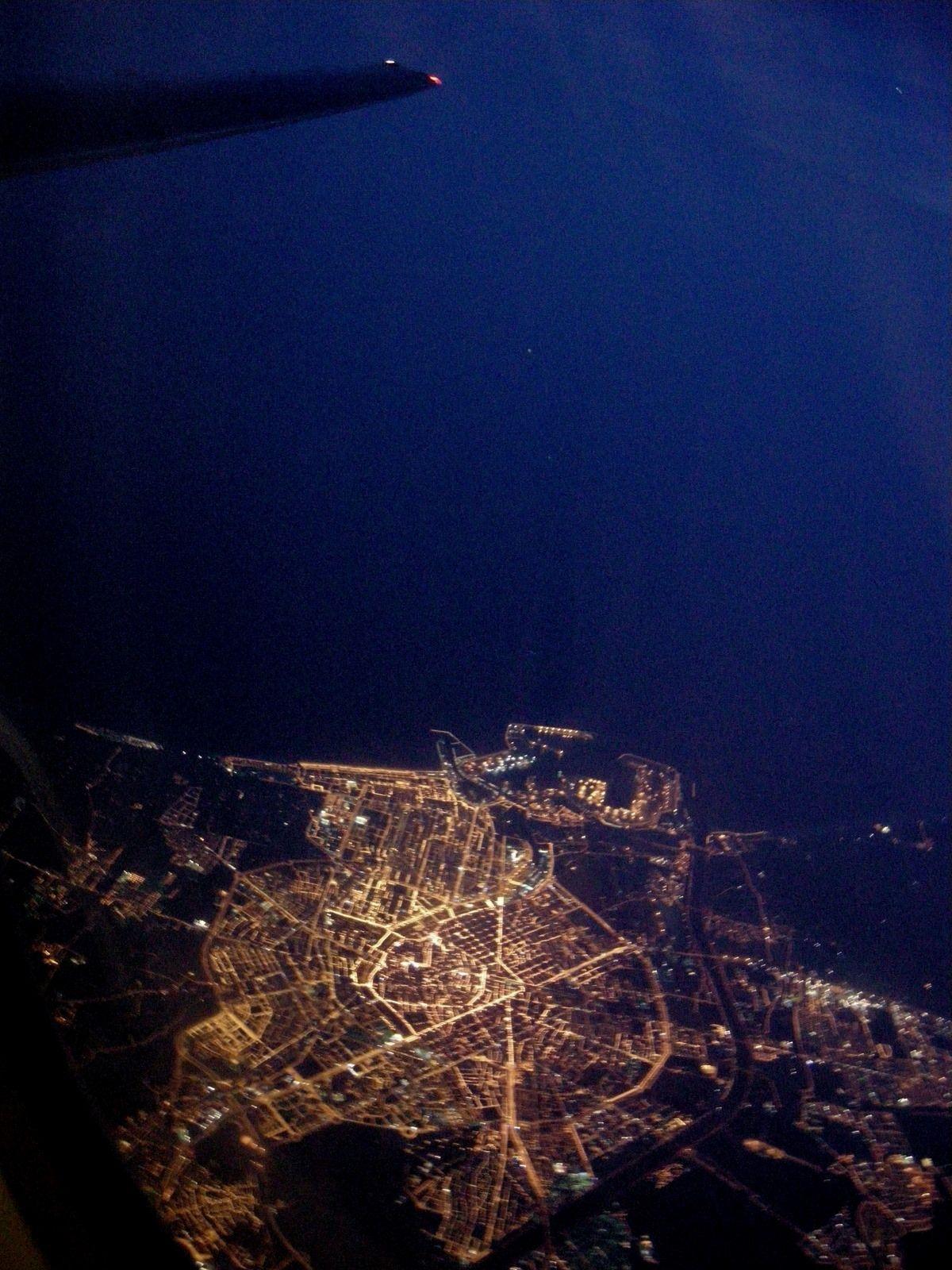 Valencia de noche