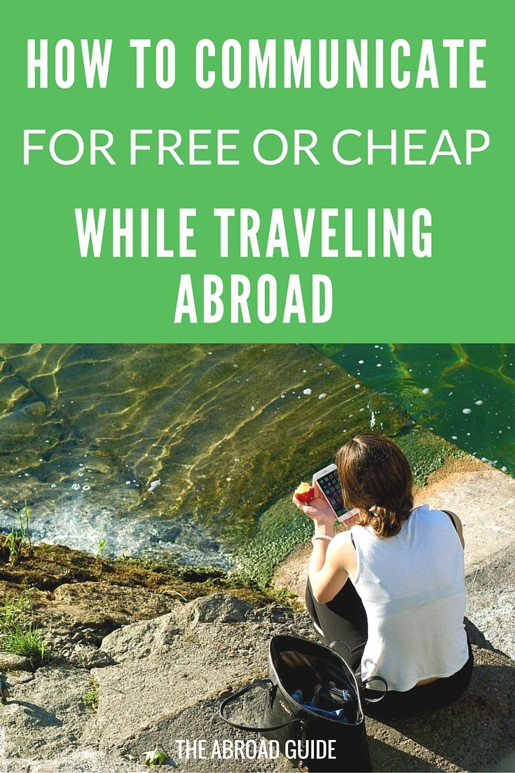 How to travel abroad for free or cheap 31