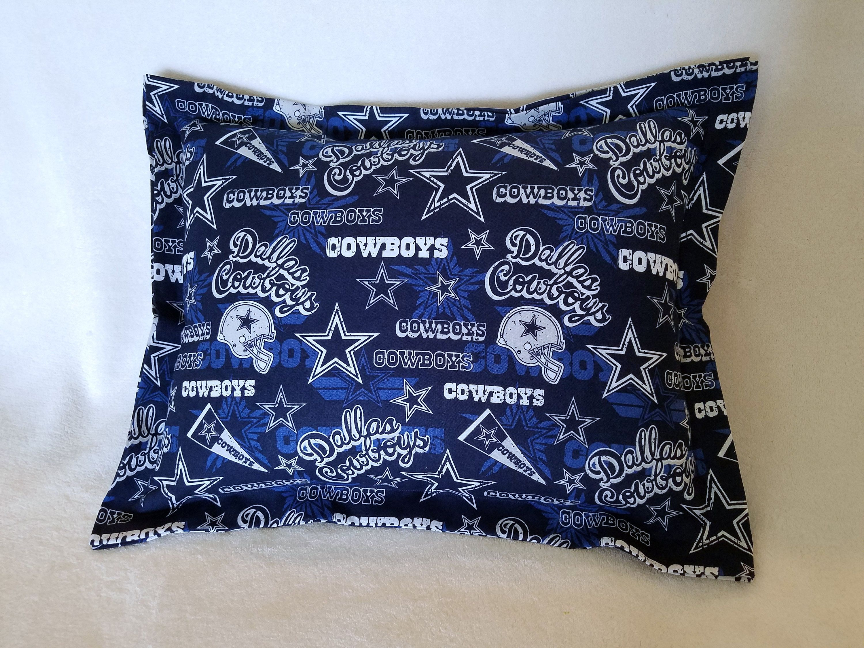 New To My #Etsy Shop #Dallas #Cowboys #Cowboyspillow #Travelpillow #