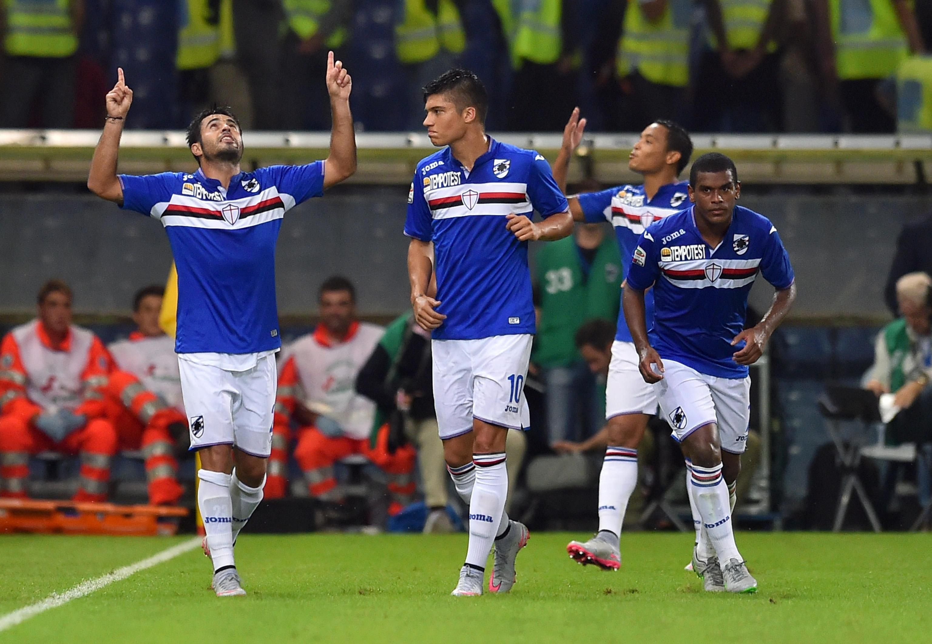 [27.11.2016] Crotone Vs Sampdoria Live Match, Live