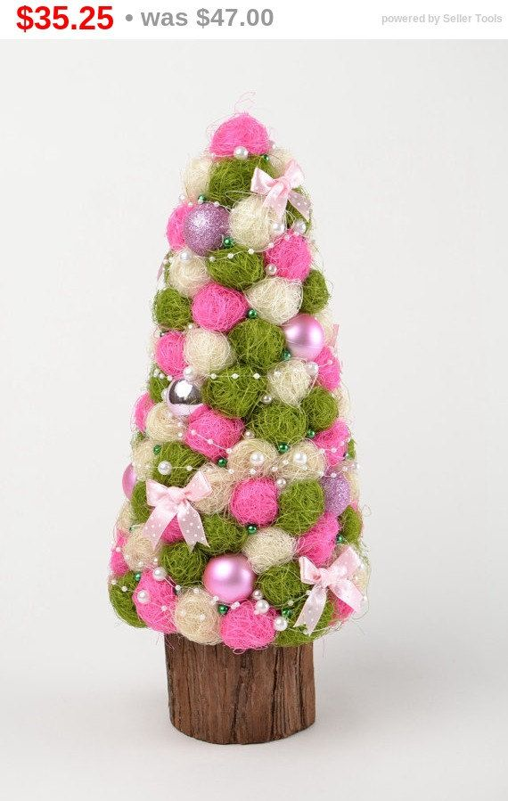 Christmas Tree Homemade Gifts Ideas Handmade Presents For Home Decorative Topiary Exclusive New Year