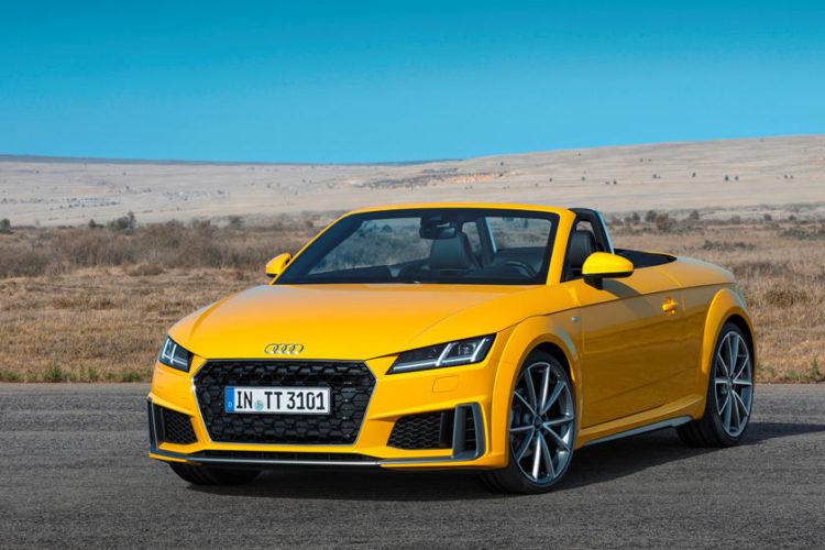 The 20 Best Convertible Car Models For 2020 Audi Tt Roadster Audi Tt Audi
