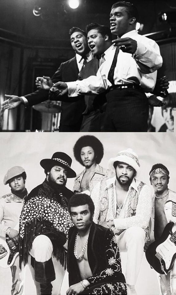 The Isley Brothers Still My Favorite Male Group Even Though Ron Is Doing It Solo