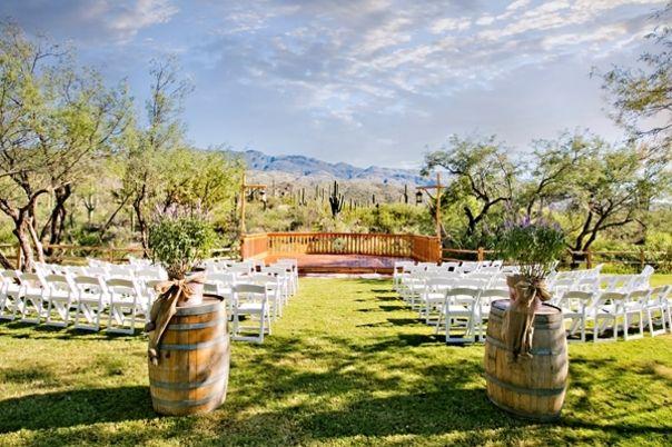 Barn Wedding Venues in Tucson, AZ - The Knot | Arizona ...