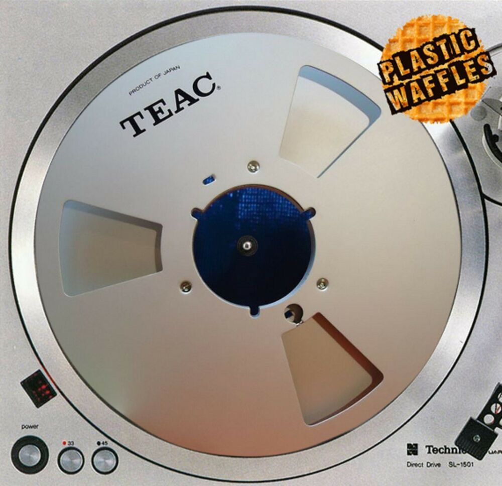 Reel To Reel Tape Player 2 Slipmat Turntable 12 Lp Record Player Dj Audiophile Unbranded In 2020 Lp Record Player Tape Player Audiophile