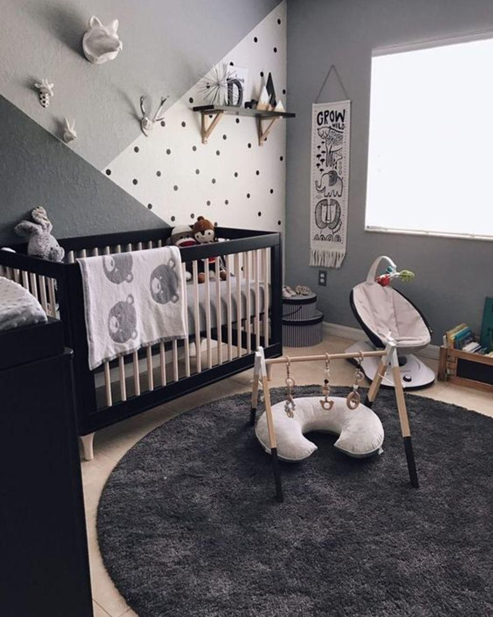 20 Deco Chambre Bebe Mixte  Baby room decor, Baby boy rooms, Baby