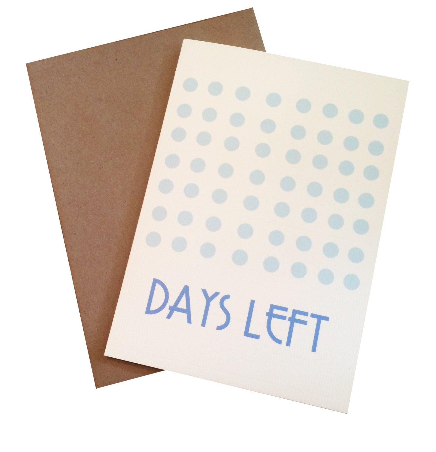 Military Greeting Card Days Left Care Package Boot Camp Basic