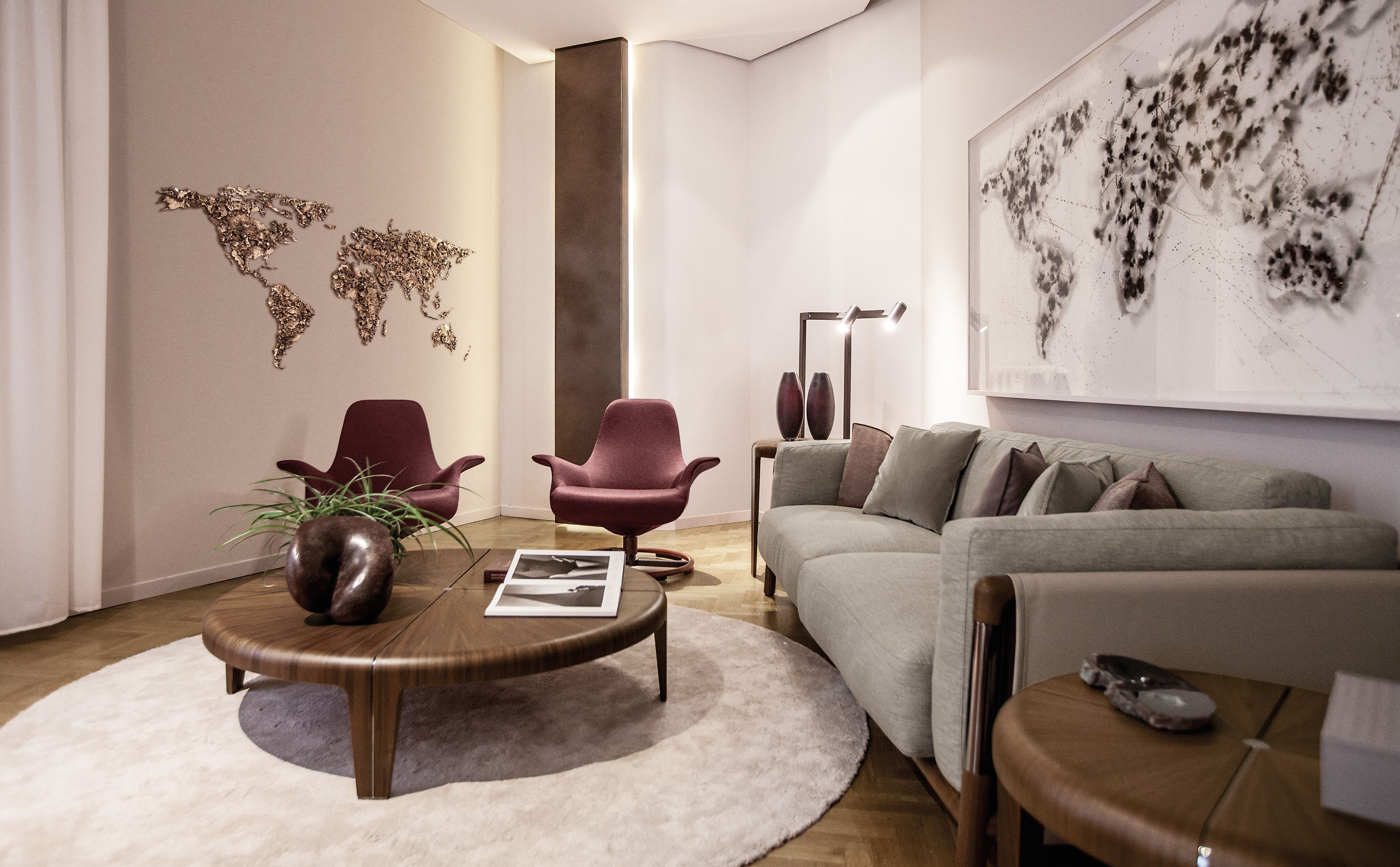 Find out Living space. interior