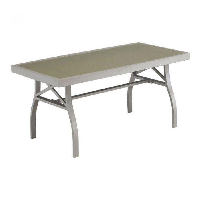 Zuo 703513 Grand Beach Coffee Table Grey