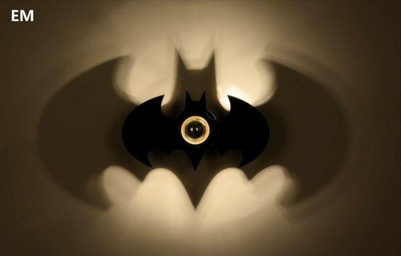 Batman wall light aliexpress addictions pinterest batman wall light mozeypictures Images