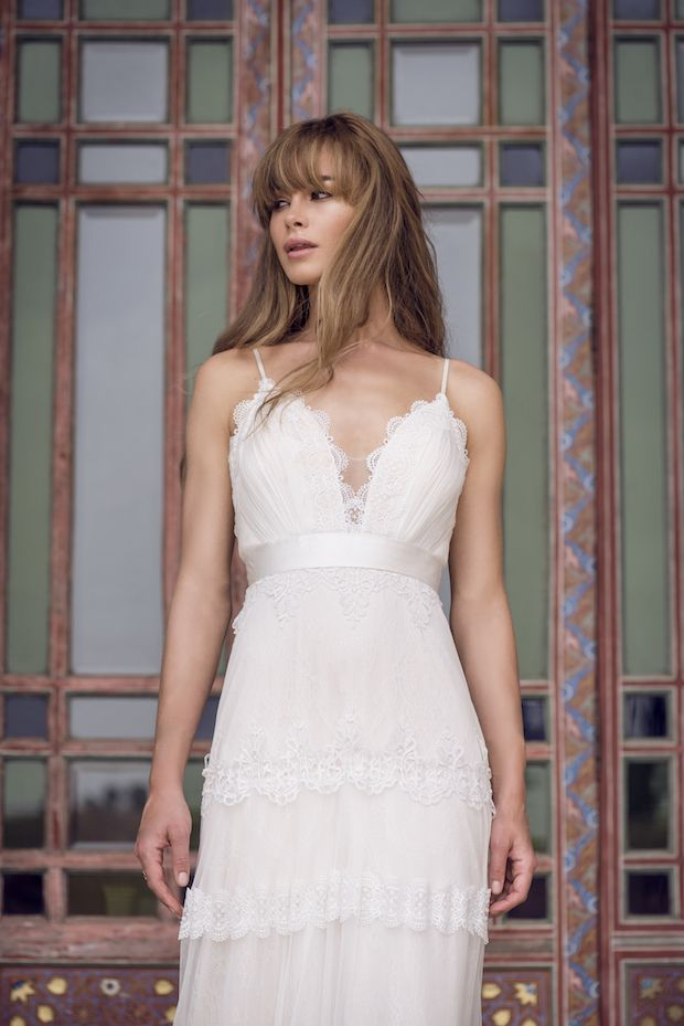 Eclectic Bridal Style: Catherine Deane Wedding Dresses 2017 ...