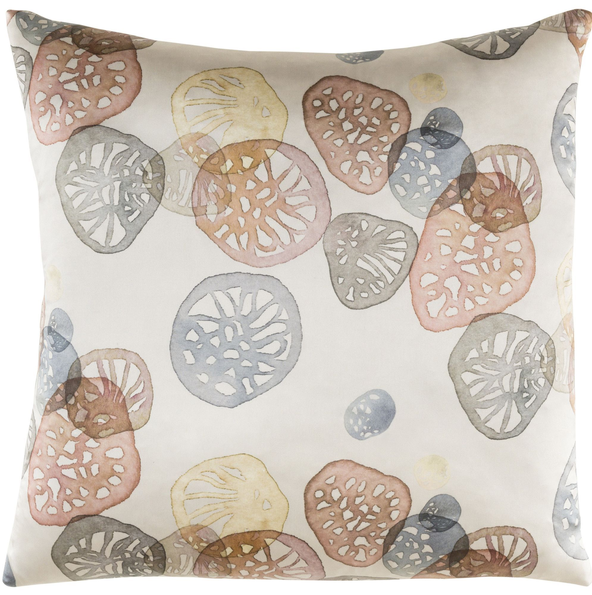 Natural affinity silk throw pillow throw pillows pillows and products
