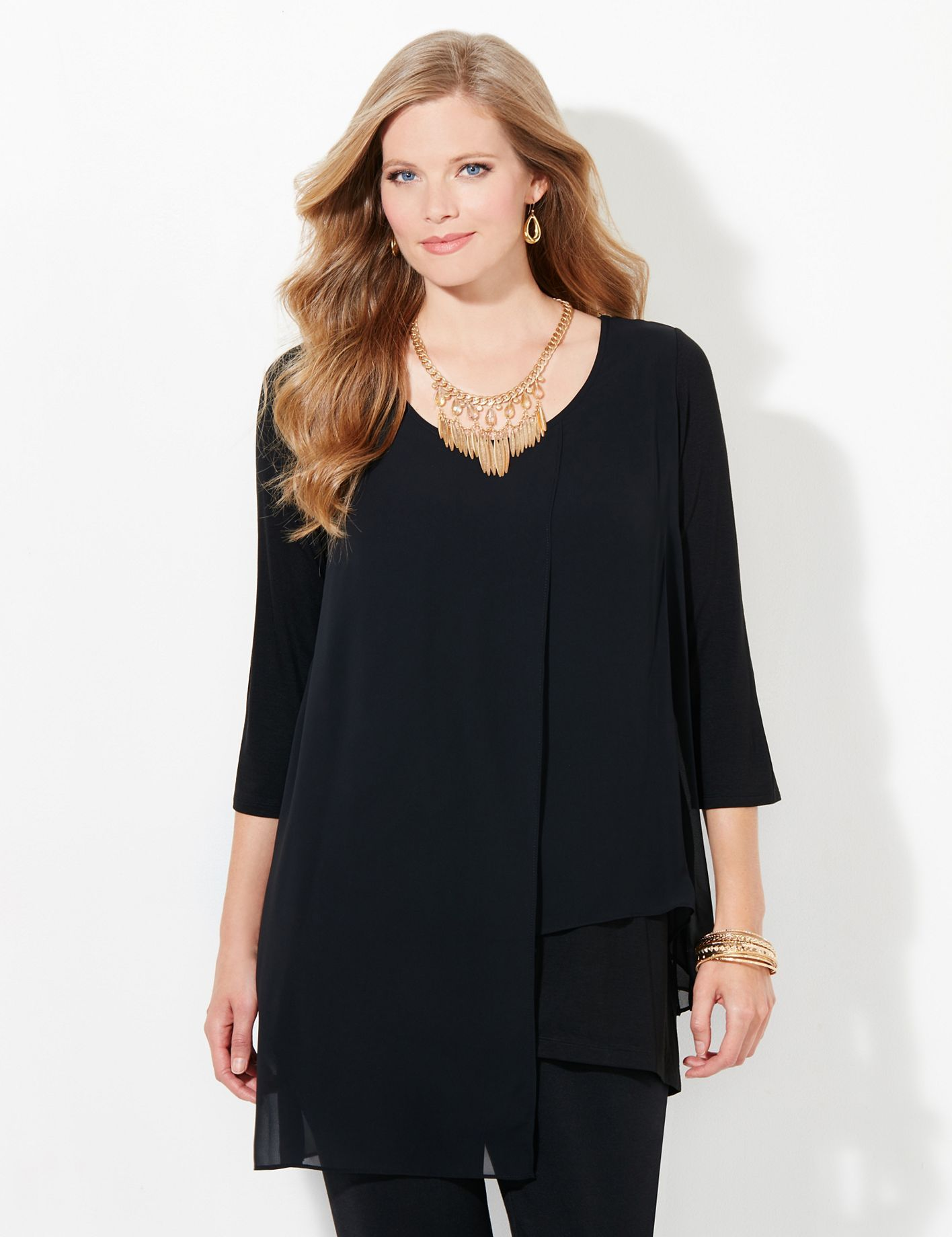 Anywear Synergy Tunic Catherines Discover Perfectly Versatile