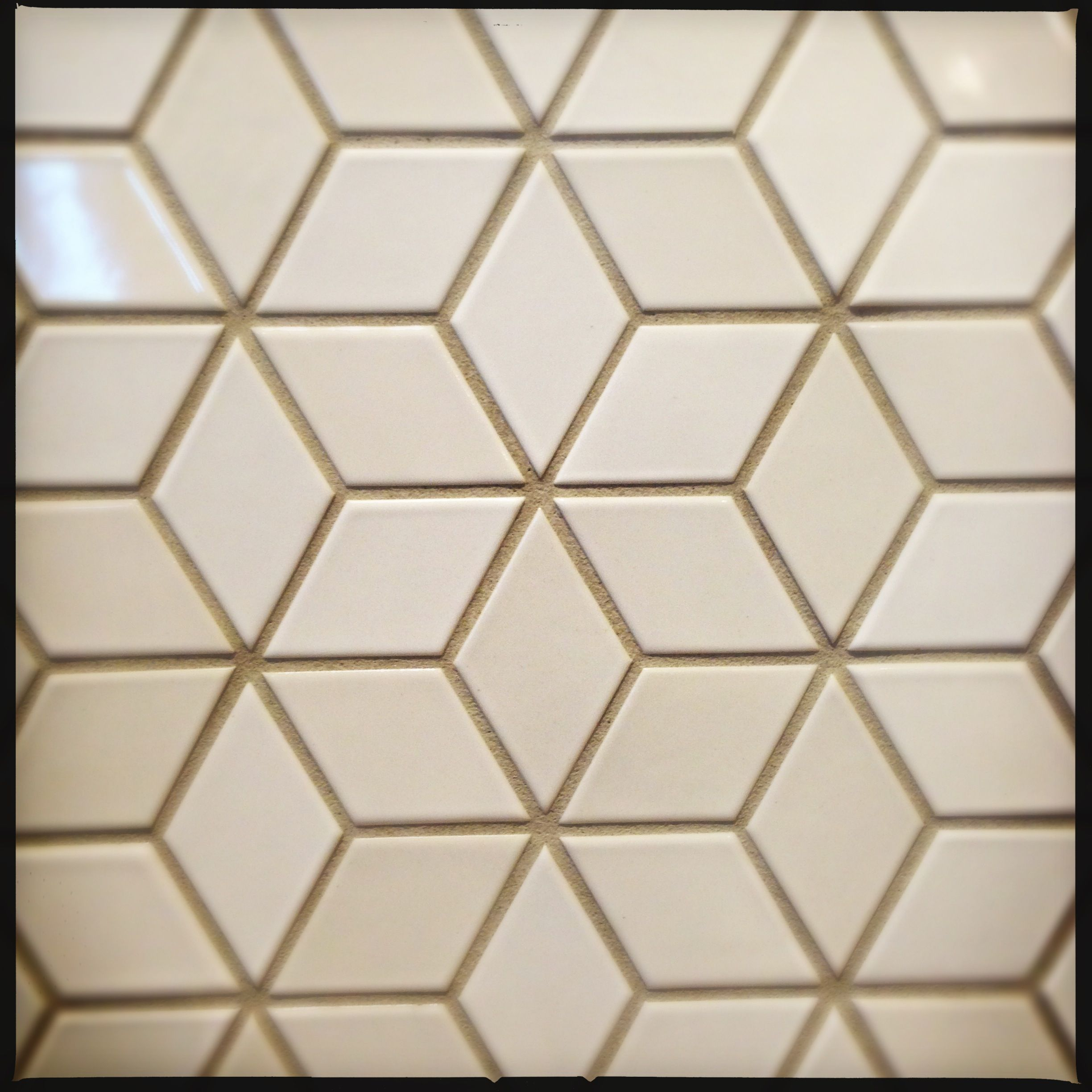Heath ceramics tile in the locanda pattern all white black diy ceramic tile inlay pattern for coffee table dailygadgetfo Images