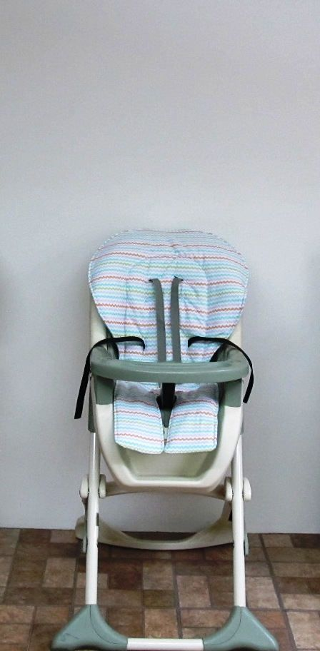 Graco Baby Accessory High Chair Cover Replacement Baby Chair Pad
