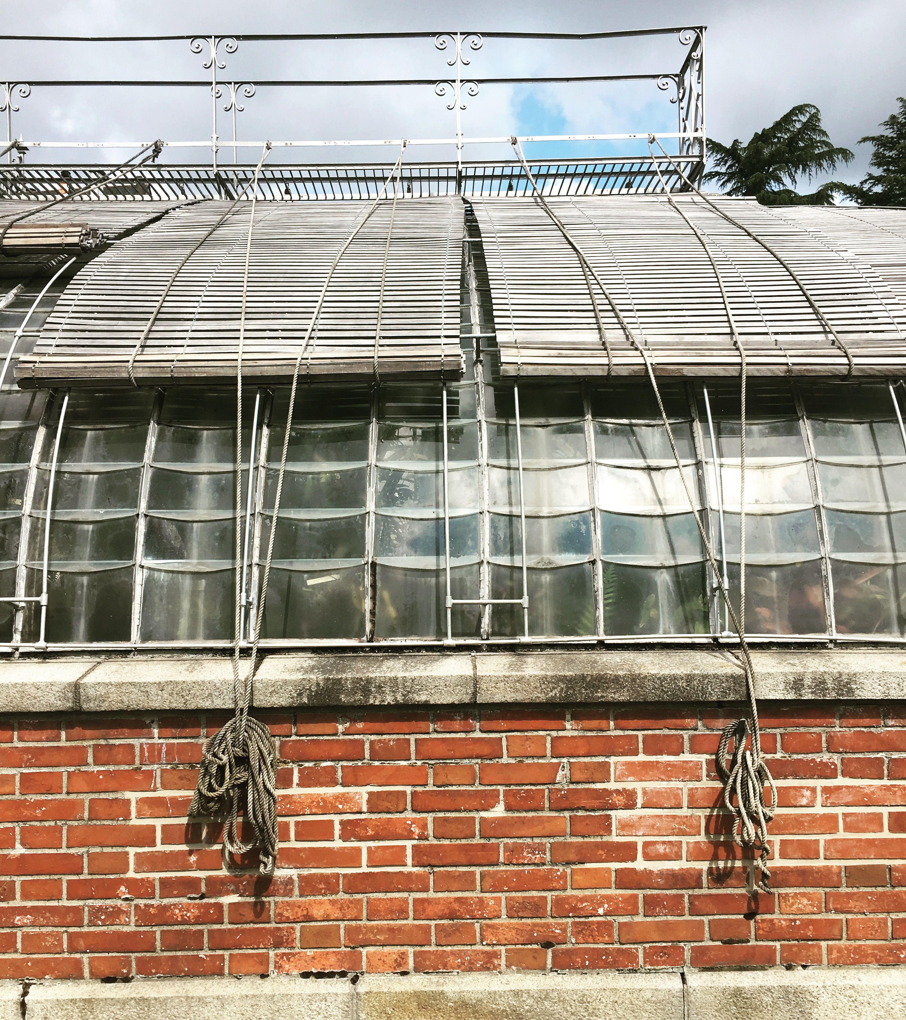 Nantes, Jardin des plantes, France Serre tropicale | en chemin ...
