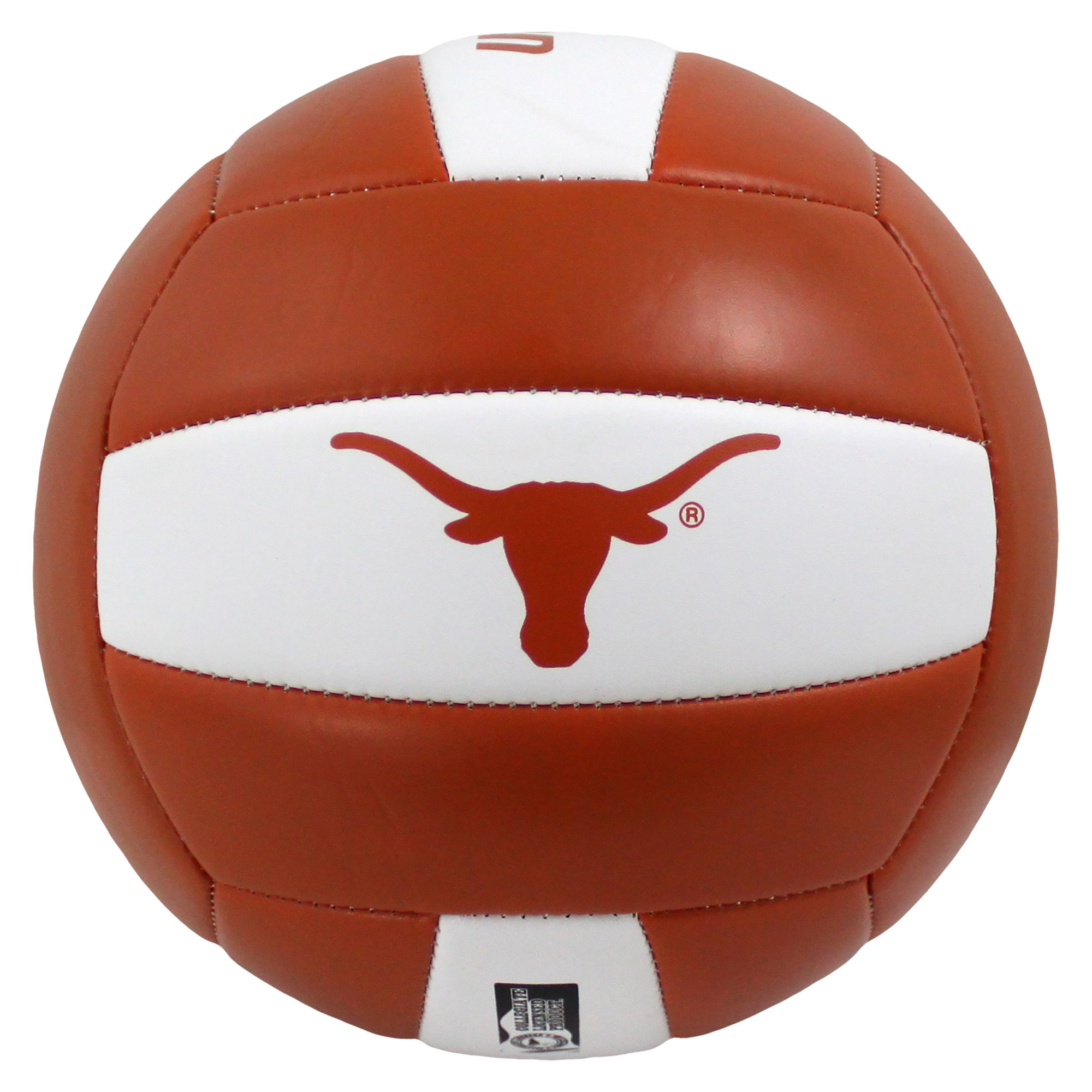 Texas Longhorns Vintage Mini Football Volleyball Volleyball Skills Texas Longhorns