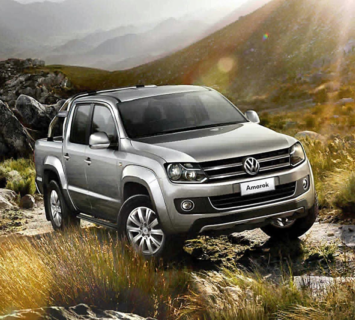 Volkswagen Amarok | pik up | Pinterest