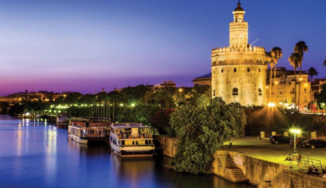 Descubre Sevilla este puente del Pilar