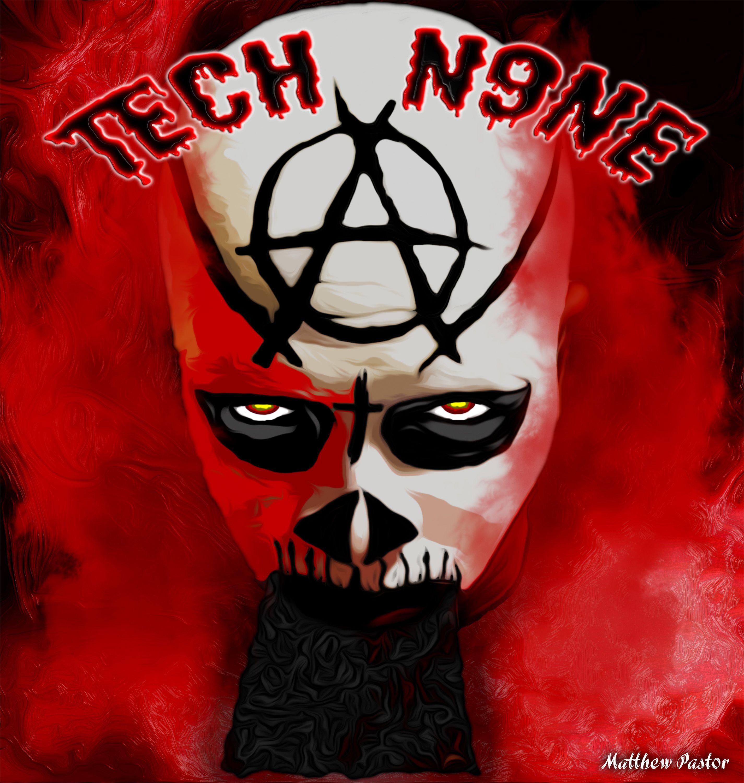 Tech N9ne Mask For Sale