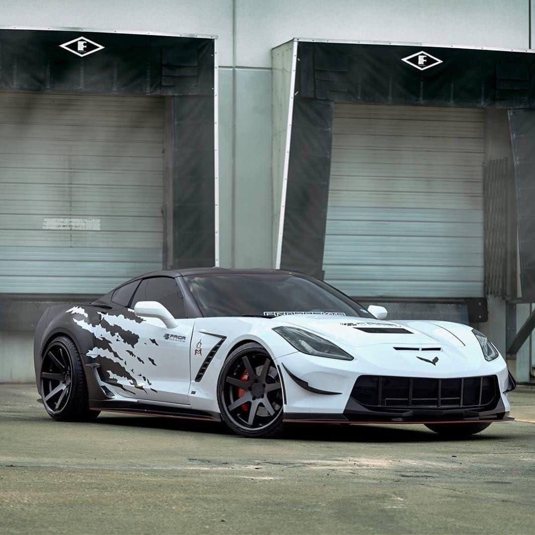 Pin by Warren McDade on Da Corvettes! in 2020 Corvette