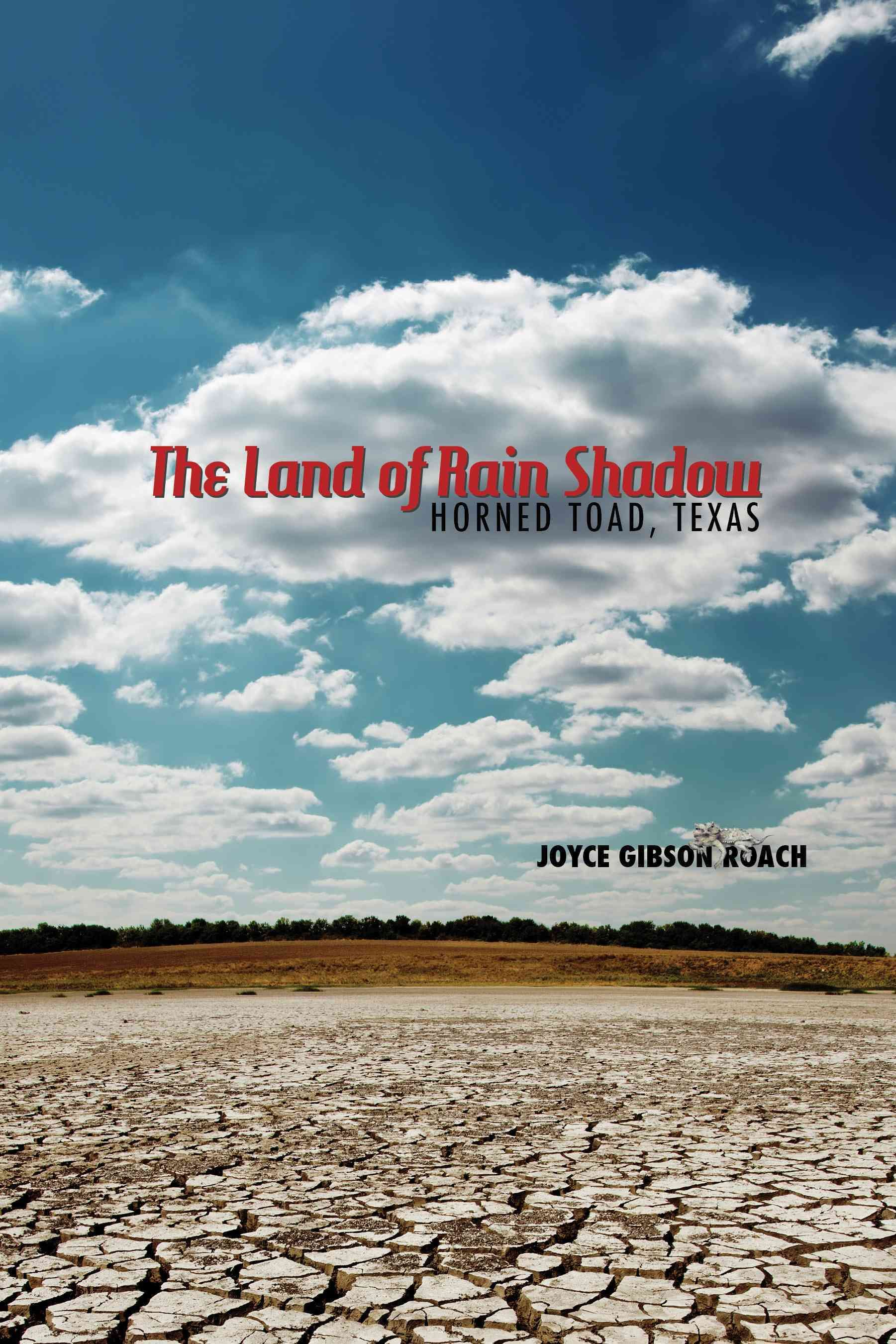 The Land of Rain Shadow: Horned Toad, Texas