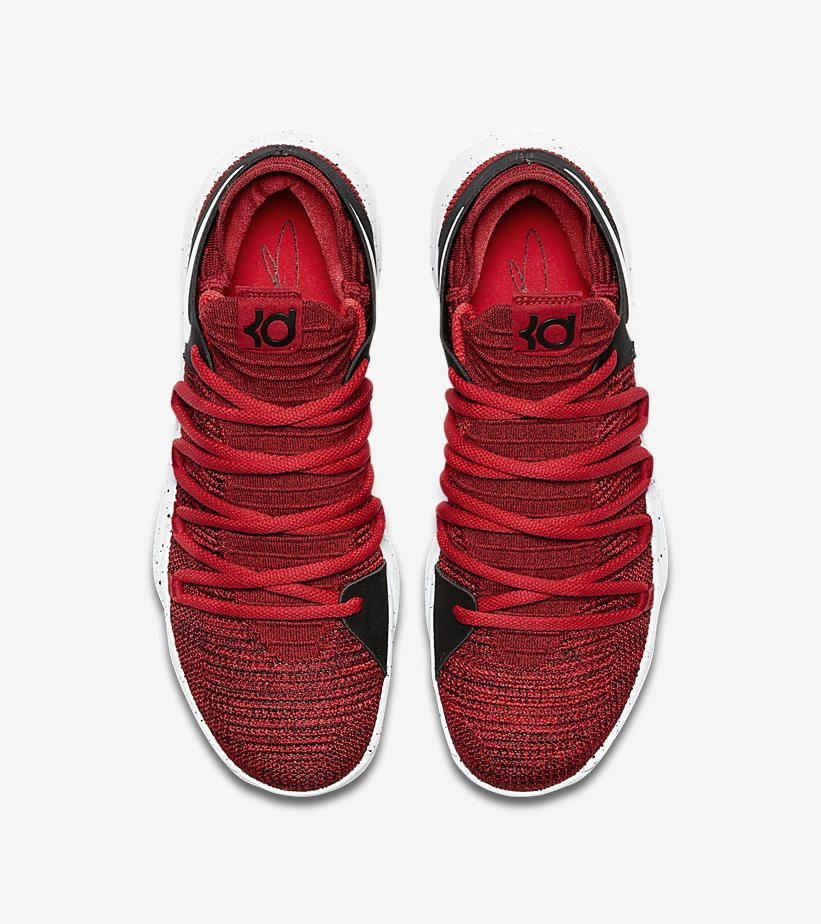 The 'University Red' Nike KD 10 Releases on September 1