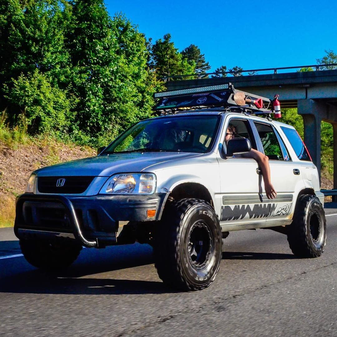 lifted crv 4 x 4 pinterest
