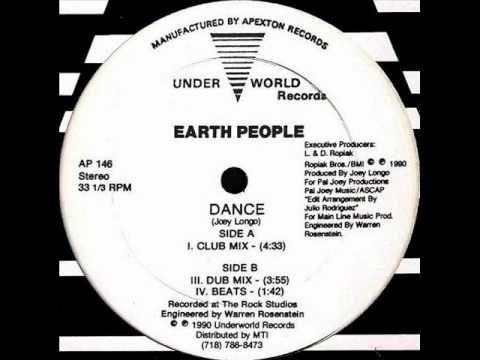 Earth People Dance In The Beginning There Was Jack